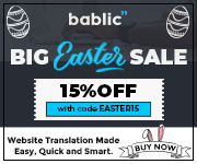 Easter Bonanza - Get 15% Off w/ Code EASTER15
